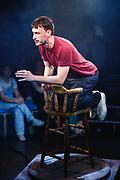 "Richard Gadd performing ""Baby Reindeer"", ROUNDABOUT @ Summerhall as part of the Edinburgh Festival Fringe 2019."
