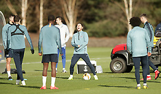 Chelsea Press Conference and Training Session - 20 Feb 2019