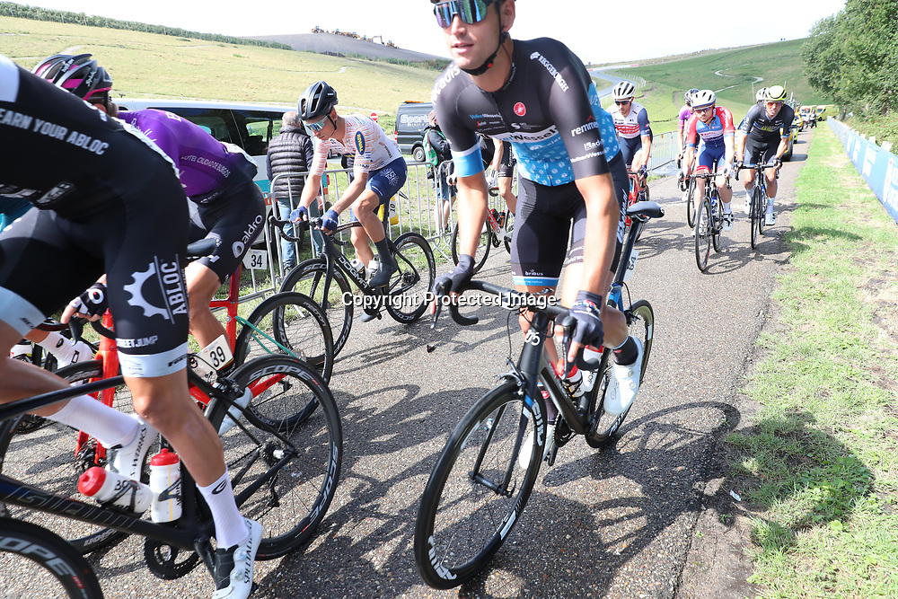23-08-2020: Wielrennen: NK elite: Drijber<br /> (10) Martijn Budding (Netherlands / Riwal Readynez Cycling Team)