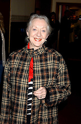 THELMA BARLOW at the press night of Cirque Du Soleil's 'Alegria' held at the Royal Albert, London on 5th January 2006.<br /><br />NON EXCLUSIVE - WORLD RIGHTS