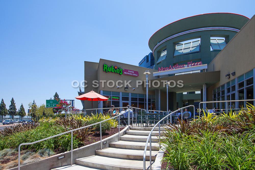 MacArthur Plaza in Santa Ana