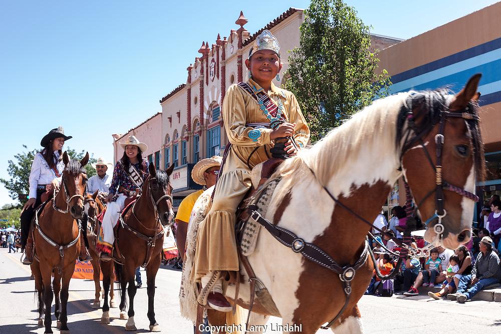 Gallup, Intertribal Ceremonial Parade, New Mexcio, Route 66,