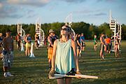 Shadow Drum and Bugle Corps practices in Oregon, Wisconsin on July 9, 2016. <br /> <br /> Beth Skogen Photography - www.bethskogen.com
