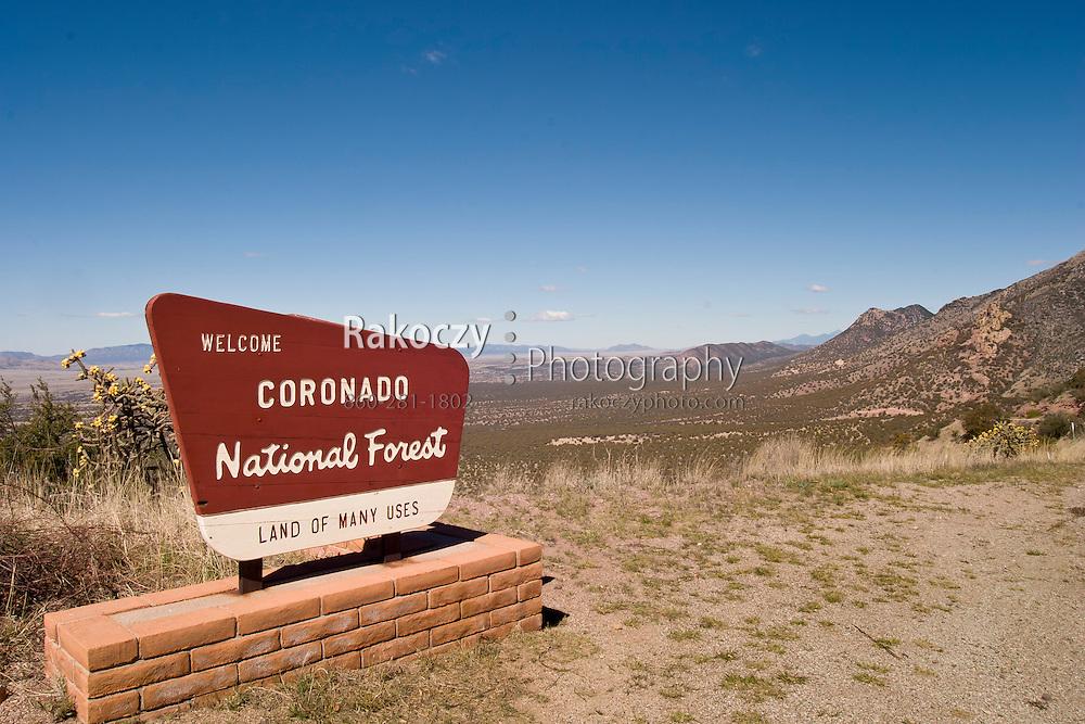 Coronado National Monument