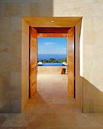 Santa Barbara Estate by Shubin+Donaldson Architects.