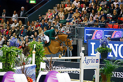 Skrzyczynski Jaroslaw, (POL), Crazy Quick<br /> Longines FEI World Cup Jumping Final II<br /> © Dirk Caremans