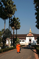 """Luang Prabang Palace official name """"Haw Kham"""" in Luang Prabang was built in 1904 during the French colonial era for King Sisavang Vong and his family.  After the death of King Sisavang Vong, the Crown Prince Savang Vatthana and his family were the last to occupy the grounds. In 1975, the monarchy was overthrown by the communist government and the Royal Family were taken to reeducation camps. The palace was then converted into a national museum."""