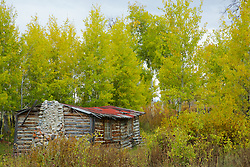 The old Bar-BC Ranch in Grand Teton National Park.