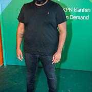 NLD/Amsterdam/20161117 - KPN Presenteert nieuwe programma's, Whillie's Wheels, Olivier Locadia ,Willie Wartaal