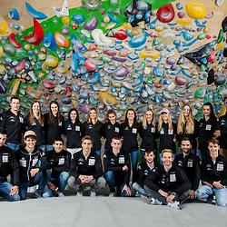 20210323: SLO, Climbing - Slovenian Climbing National team for season 2021
