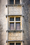 Period French architecture in the town of Sarlat-la-Caneda, the Dordogne, France