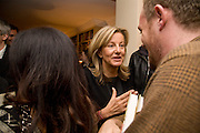 THE COUNTESS OF HANOVER, Aatish Taseer  book launch party for his new book Stranger To History. Travel book asks what it means to be a Muslim in the 21st century. Hosted by Gillon Aitken. Kensington, London. 30 March 2009