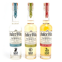 Dulce Vida Tequilas (Blanco, Reposado, Añejo) -- Image originally appeared in the Tequila Matchmaker: http://tequilamatchmaker.com