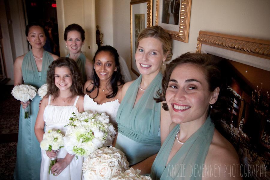 Hampshire House • Boston, Massachusetts Wedding Photography