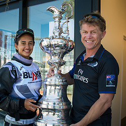 America's Cup visits Torbay Sailing Club<br />