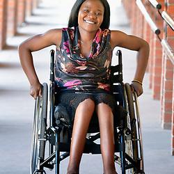 Wheelchairs in Zimbabwe