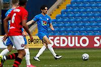 Ash Palmer. Stockport County FC 2-2 Maidenhead United FC. Vanarama National League. Edgeley Park. 17.4.21