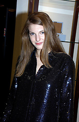 Model BEN GRIMES at a party to celebrate the 10th anniversary of the Smythson Fashion Diary and to the launch of the 2007 Limited Edition held at Smythson, New Bond Street, London on 25th October 2006.<br /><br />NON EXCLUSIVE - WORLD RIGHTS