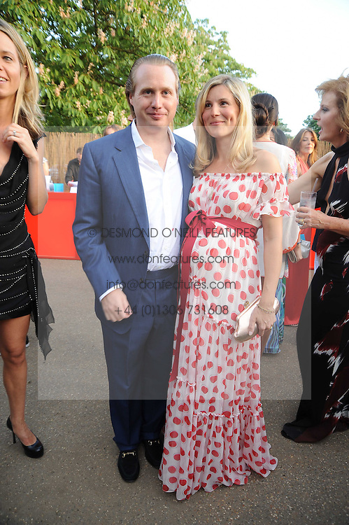 JOE & ALEX BAMFORD at the annual Serpentine Gallery Summer party this year sponsored by Jaguar held at the Serpentine Gallery, Kensington Gardens, London on 8th July 2010.  2010 marks the 40th anniversary of the Serpentine Gallery and the 10th Pavilion.