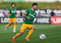 Preston North End's Sean Maguire in action<br /> <br /> Photographer Alex Dodd/CameraSport<br /> <br /> Football Pre-Season Friendly - Chorley v Preston North End - Tuesday July 16th 2019  - Victory Park - Chorley<br /> <br /> World Copyright © 2019 CameraSport. All rights reserved. 43 Linden Ave. Countesthorpe. Leicester. England. LE8 5PG - Tel: +44 (0) 116 277 4147 - admin@camerasport.com - www.camerasport.com