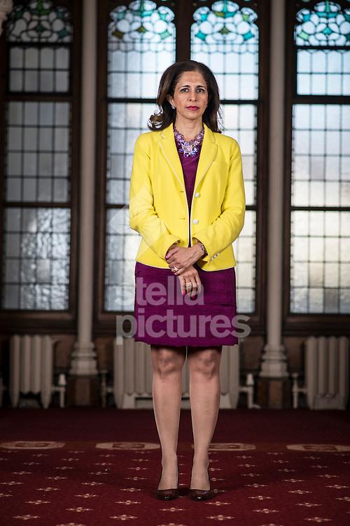 Dr Natasha Bijlani, Consultant Psychiatrist, pictured at Priory Hospital, Roehampton<br /> Picture by Daniel Hambury/Stella Pictures Ltd +44 7813 022858<br /> 14/01/2016