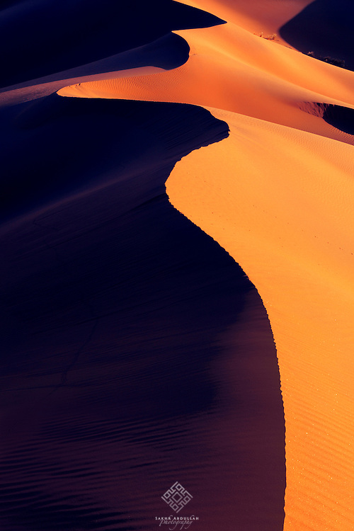 Through a lovely trip to a desert near Tabuk north of Saudi Arabia, those dunes have took my attention, which tells us a story between winds and desert.