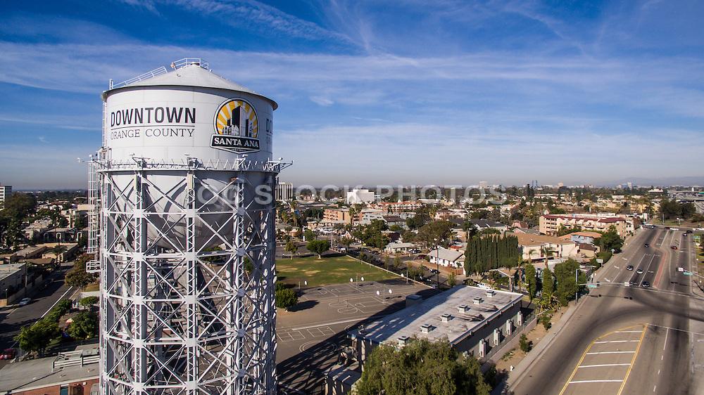 Santa Ana Water Tower