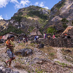 It's been 16 years when Timor-Leste gained independence from their invasive neighbours of Indonesia to become one of the world's youngest countries. Although its capital Dili might be the brain of the country, the 'sukus' (villages) remain the nation's heart and soul. Maniala District, Traditional Buildings.