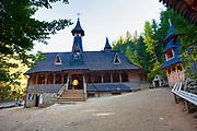 Sanktuarium Matki Boskiej Jaworzyńskiej (Królowej Tatr) na Wiktorówkach, Tatry, Polska