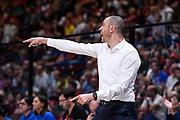 Vincenzo Esposito<br /> A|X Armani Exchange Olimpia Milano - Germani Basket Brescia<br /> Basket Serie A LBA 2019/2020<br /> MIlano 29 September 2019<br /> Foto Mattia Ozbot / Ciamillo-Castoria