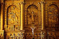 Se Cathedral (Cathedral of St. Catherine), Velha Goa (Old Goa), Goa, India