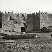 Old City, gates and walls