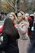 25 November 2010- New York, NY- Jessica Simpson at The Macy's 84th Annual Thanksgiving Day Parade held along Central Park West on the UpperWest Side of New York City on November 25, 2010 in New York City.Photo Credit: Terrence Jennings