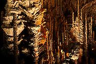 France, Languedoc Roussillon, Lozère, Causse Méjean, grotte Aven Armand