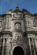 Church of the Society of Jesus, La Compania in Quito, Ecuador, South America