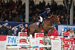 Fernandez Saro Manuel, (ESP), U Watch<br /> CSI4* Grand Prix DKB-Riders Tour<br /> Horses & Dreams meets Denmark - Hagen 2016<br /> © Hippo Foto - Stefan Lafrentz