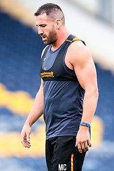 Matt Cox of Worcester Warriors during preseason training ahead of the 2019/20 Gallagher Premiership Rugby season - Mandatory by-line: Robbie Stephenson/JMP - 06/08/2019 - RUGBY - Sixways Stadium - Worcester, England - Worcester Warriors Preseason Training 2019