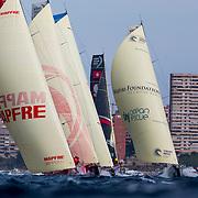 Alicante Stopover. Leg 01 start. Photo by Pedro Martinez/Volvo Ocean Race. 22 October, 2017.
