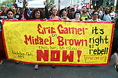 New York City Protest against Police Brutality