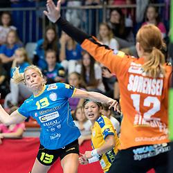 20171014: SLO, Handball - Women's EHF Champions League 2017/18, RK Krim Mercator vs NFH Nykobing
