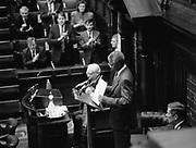 02/07/1990<br /> 07/02/1990<br /> 02 July 1990<br /> Nelson Mandela visits Ireland. At Dail Eireann.