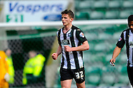 Plymouth Argyle's Jordan Houghton during the Sky Bet League 2 match between Plymouth Argyle and York City at Home Park, Plymouth, England on 28 March 2016. Photo by Graham Hunt.
