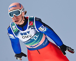 20.03.2010, Planica, Kranjska Gora, SLO, FIS SKI Flying World Championships 2010, Flying Hill Individual 3rd Round, im Bild Martin Koch, ( AUT, #22 ), EXPA Pictures © 2010, PhotoCredit: EXPA/ J. Groder / SPORTIDA PHOTO AGENCY
