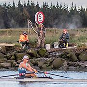 SRPC Male crews on water NOV 2018