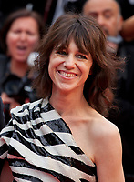 Actress Charlotte Gainsbourg at the Opening Ceremony and The Dead Don't Die gala screening at the 72nd Cannes Film Festival Tuesday 14th May 2019, Cannes, France. Photo credit: Doreen Kennedy