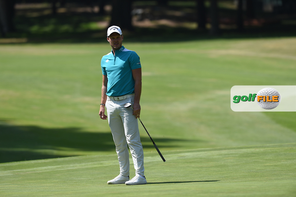 Danny Willett (ENG) during Rd4 of the World Golf Championships, Mexico, Club De Golf Chapultepec, Mexico City, Mexico. 2/23/2020.<br /> Picture: Golffile   Ken Murray<br /> <br /> <br /> All photo usage must carry mandatory copyright credit (© Golffile   Ken Murray)