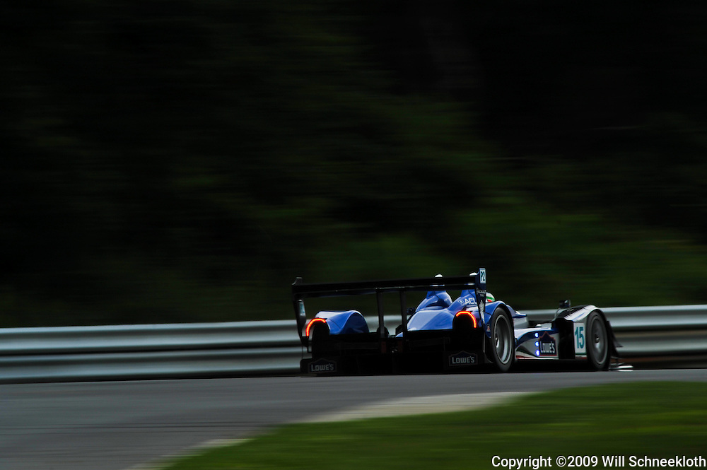 Jul 17, 2009; Lakeville, CT, USA; The American Le Mans Series Northeast Grand Prix weekend at Lime Rock Park.