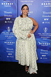 June 14, 2017 - New York, NY, USA - June 14, 2017  New York City..Dascha Polanco attending the 2017 Fragrance Foundation Awards at Alice Tully Hall on June 14, 2017 in New York City. (Credit Image: © Kristin Callahan/Ace Pictures via ZUMA Press)