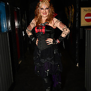 Kelly Wild  attend BBC1 All Together Now Series 1 Cast Members, fright night at The London Bridge Experience & London Tombs on 28 October 2018, London, UK.