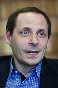 Moscow, Russia, 26/03/2012..Arkady Volozh, founder and Chief Executive Officer of Russian internet search company Yandex.